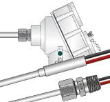 ATEX Approved Type R Thermocouples